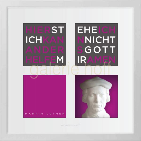 Wortkunst R. Birkelbach - Martin Luther