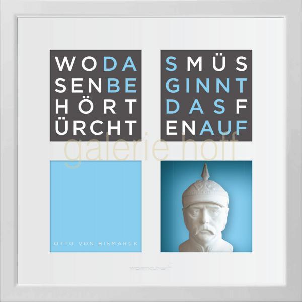 Wortkunst R. Birkelbach - Otto von Bismarck