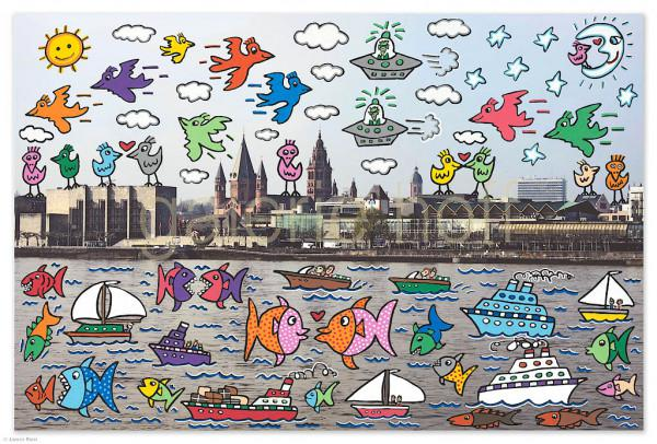 Rizzi, James - Let's all meet in Mainz