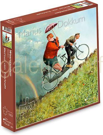 van Dokkum, Marius - Tandem - Puzzle
