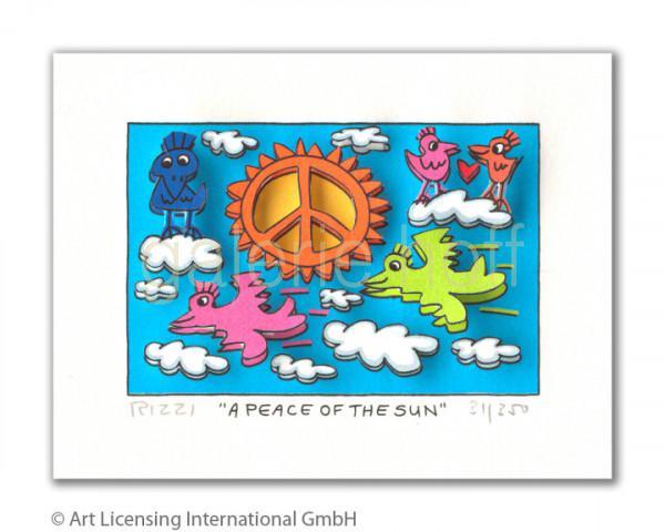 Rizzi, James - A peace of the sun