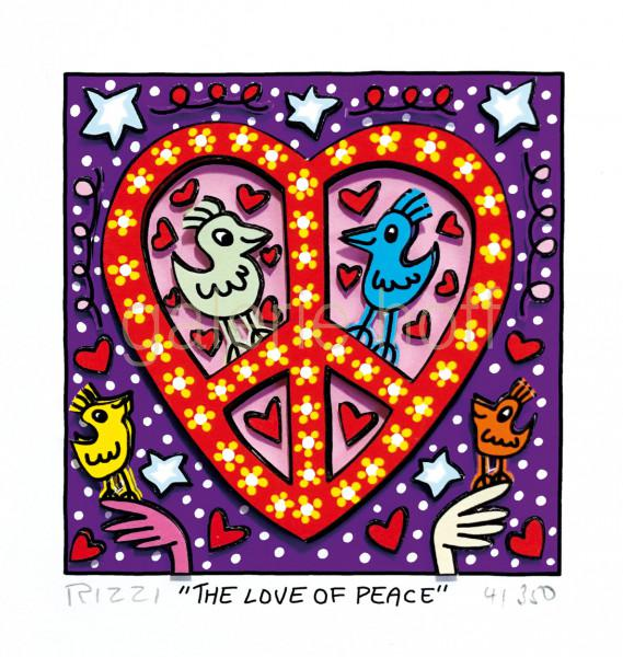 Rizzi, James - The Love Of Peace