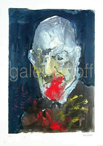 Mueller-Stahl, Armin - Sigmund Freud Portrait