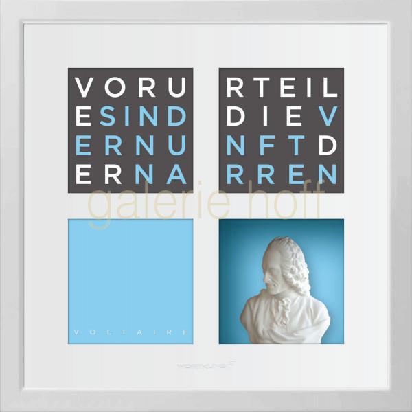 Wortkunst R. Birkelbach - Voltaire