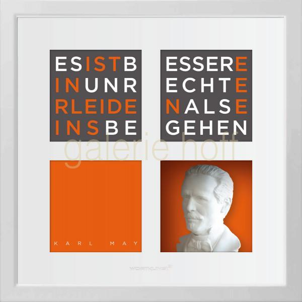 Wortkunst R. Birkelbach - Karl May