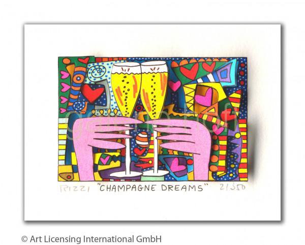 Rizzi, James - Champagne Dreams