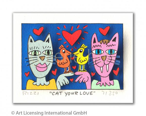 Rizzi, James - Cat Your Love