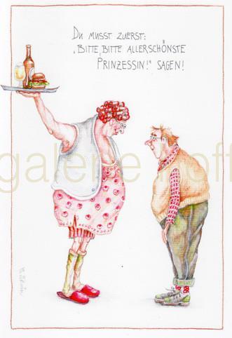 """Thrän, Christina - Du musst zuerst """"Bitte, bitte Allerschönste Prinzessin"""" sagen!"""