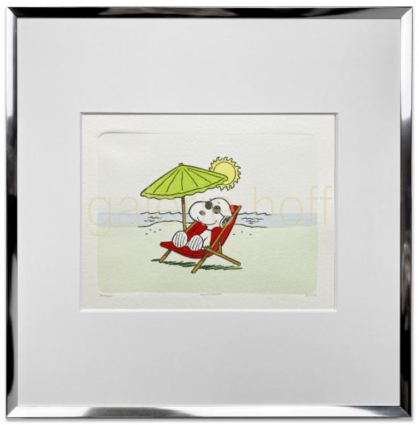 Schulz, Charles M. / Peanuts - Relax - gerahmt