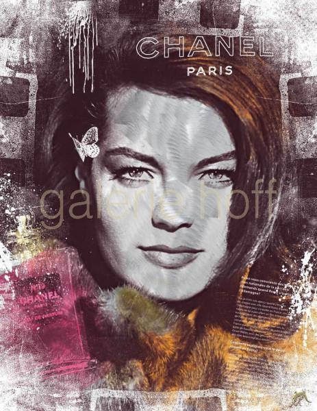 Miles, Devin - Night In Paris - Romy Schneider