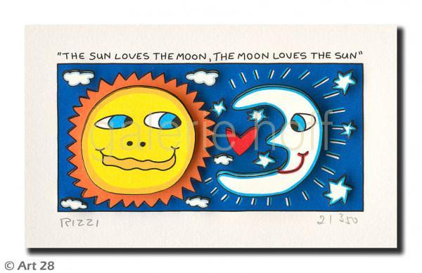 Rizzi, James - The Sun Loves The Moon, The Moon Loves The Sun