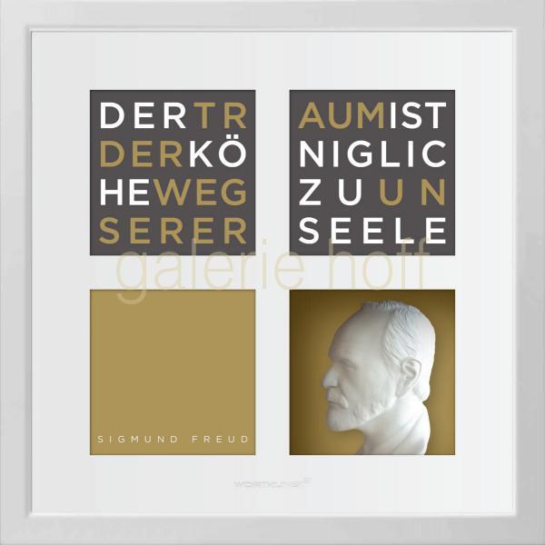 Wortkunst R. Birkelbach - Sigmund Freud