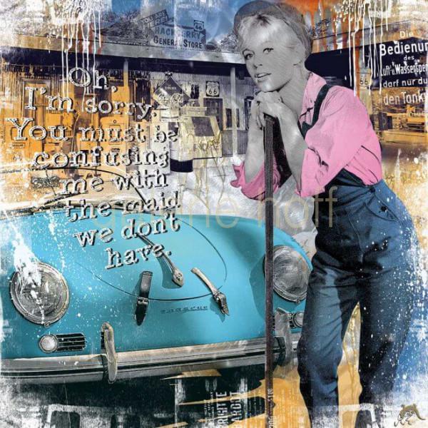 Miles, Devin - Confusing Me - Brigitte Bardot