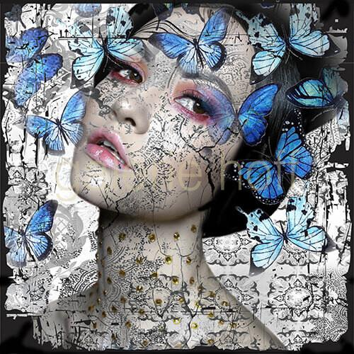 Bakker, Hans Jochem - Butterfly I