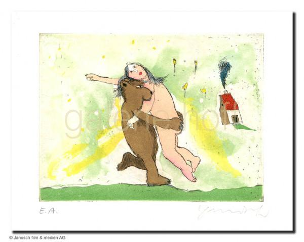 Janosch - Der Bär,der Bär der wiegt nicht schwer