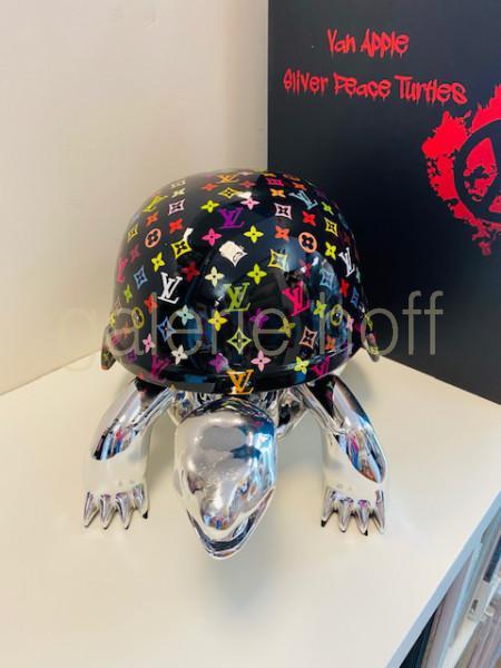 van Apple, Diederik - Silver Peace Turtles LV