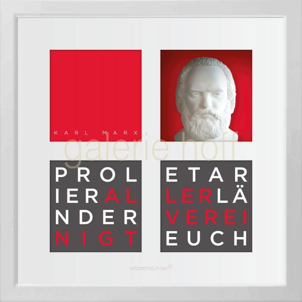 Wortkunst R. Birkelbach - Karl Marx