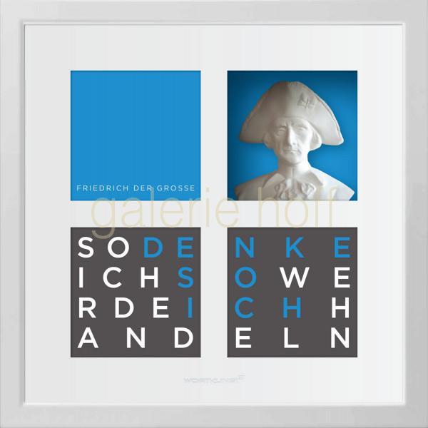 Wortkunst R. Birkelbach - Friedrich der Grosse