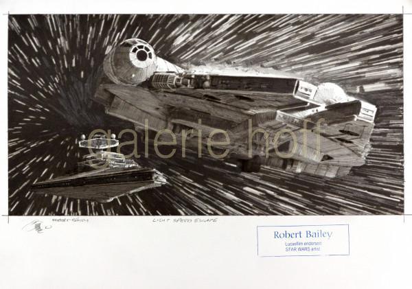 Bailey, Robert - Light speed escape Unikat